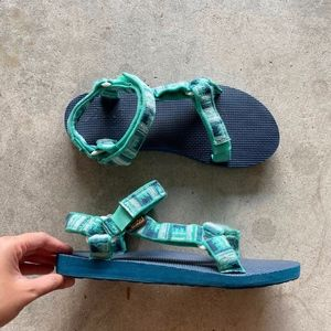 TEVA Outdoor Water Sports Ankle Strap Sandals